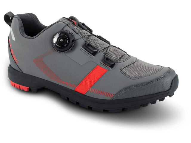 Cube ATX Loxia Pro Shoes Unisex dark grey'n'red